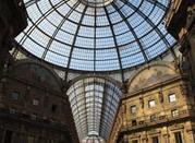 Die Galerie Victor Emanuel II. - Milano