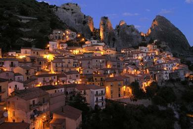 L'antico borgo di Castelmezzano