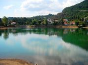 Lago Sirino, Provincia de Potenza -