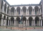 Die Brera Pinakothek - Milano