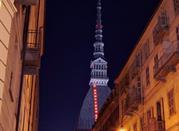 Der Antonelliana-Turm - Torino