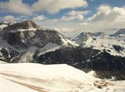 Zima w Canazei - Canazei di Fassa