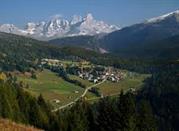 Different Cultures Collide In Bellamonte, Trento - Bellamonte