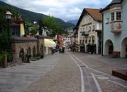 Sankt Ulrich, im Herzen der Dolomiten - Ortisei