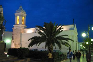 La chiesa di Santa Croce