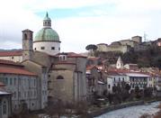 Pontremoli, stupenda cittadina della campagna toscana - Pontremoli