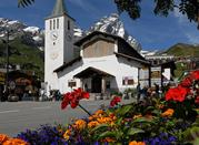 Esquiar en el Reino de Cervinia - Breuil Cervinia