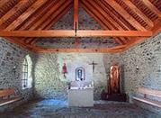 Toblach und der Meditationsweg zur Bergkapelle San Pietro in Monte - Val Pusteria