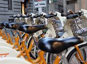 En bici por las calles de Milán - Milano