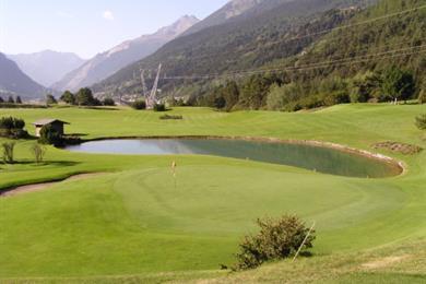 Golf a Bormio