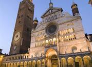 Provinz Cremona, mit viele Naturparks und Naturschutzgebiete -