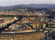 Turin - 167 m über der Erde: Turin aus Vogelperspektive - Torino