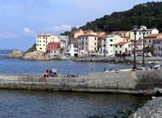 Das kleine Fischerdorf in herrlicher Lage: Marciana Marina - Marciana Marina