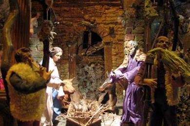 Neapolitan Nativity - Nativity