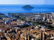 Albenga sulla costa ligura - Albenga