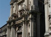 Sitio Historico Monasterio San Benedicto - Catania