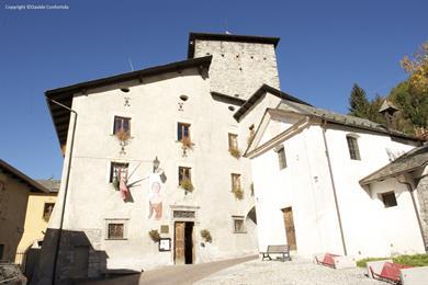 Palazzo de Simoni, risalente al XVII secolo