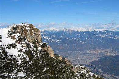 La cima Roen