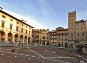 Arezzo's Piazza Grande - Arezzo