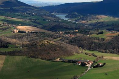 Colline nei pressi di Ancona