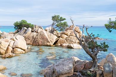 Altro dettaglio della magnifica Costa Smeralda