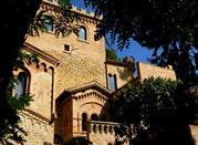 Teramo, Castello Della Monica - Teramo