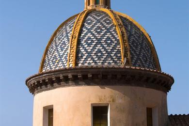 Cupola della Chiesa di San Gennaro