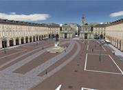 Piazza di San Carlo, eleganza e tradizione - Torino