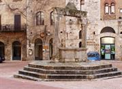 San Gimignano, vestigia del Medioevo - San Gimignano