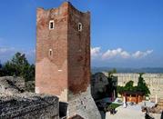 Castello di Bellaguardia o di Giulietta Diroccato - Montecchio Maggiore