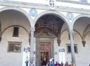Galleria dello Spedale degli Innocenti - Firenze