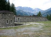 Forte Bramafam  - Bardonecchia
