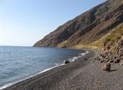 Spiaggia di Forgia Vecchia - Stromboli