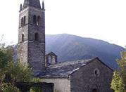 Chiesa di San Peyre - Stroppo