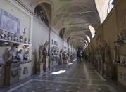 Musei Vaticani: Museo Chiaramonti - Roma