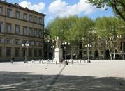 Piazza Napoleone - Lucca