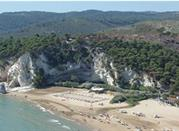 Spiaggia Punta delle Sirene - Vieste