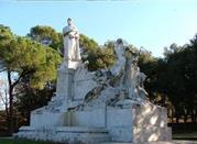 Monumento a Francesco Petrarca - Arezzo