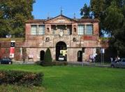 Baluardo San Pietro - Lucca