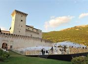 Rocca Calestro ruderi - Foligno