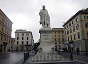 Monumento a Cavour - Livorno