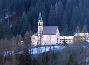 Chiesa parrocchiale di Sagron - Sagron Mis