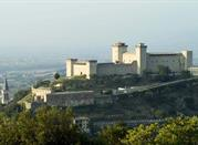 Rocca Albornoziana - Spoleto