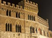 Palazzo Aldobrandeschi - Grosseto