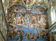 Musei Vaticani: Cappella Sistina - Roma