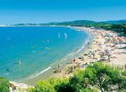 Spiaggia lunga - Vieste