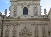 Chiesa del Carmine - Lecce