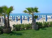 Spiaggia Lido Mediterraneo - Capaccio