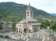 Chiesa Antica di Santa Maria - Villeneuve