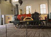 Museo Nazionale Ferroviario - Napoli